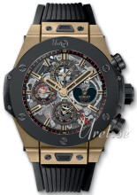 Hublot Big Bang 44.5mm Szkieletowa tarczy/Guma Ø44.5 mm