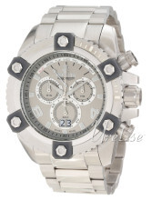 Invicta Arsenal Reserve Srebrny/Stal Ø63 mm