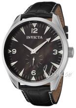 Invicta Vintage Czarny/Skóra