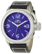Invicta Corduba Purpurowy/Skóra Ø46 mm