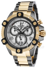 Invicta Arsenal Srebrny/Pozlacana Ø52 mm
