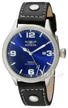 Invicta Vintage Niebieski/Skóra