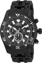 Invicta Sea Spider Czarny/Stal