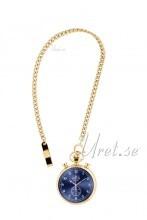 Invicta Vintage Niebieski/Stal w odcieniu złota
