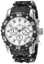 Invicta Sea Spider Srebrny/Stal