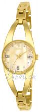 Invicta Gabrielle Union Żółte złoto/Stal w odcieniu złota Ø22 mm