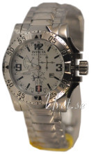 Invicta Excursion Srebrny/Stal