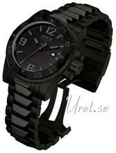 Invicta Excursion Czarny/Stal
