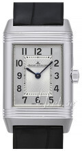 Jaeger LeCoultre Reverso Classic Small Duetto Stainless Steel Sr