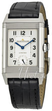 Jaeger LeCoultre Grande Reverso Night & Day Stainless Steel Sreb
