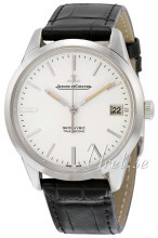 Jaeger LeCoultre Geophysic® True Second Stainless Steel Srebrny/
