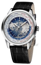 Jaeger LeCoultre Geophysic® Universal Time Stainless Steel Niebi