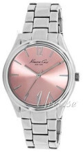 Kenneth Cole Ladies Steel Różowy/Stal Ø37 mm