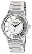 Kenneth Cole Mens Steel