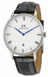 Daniel Wellington Dapper Reading Biały/Skóra Ø38 mm DW00100108