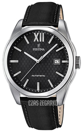 Festina Dress Czarny/Skóra Ø39 mm F16885-4