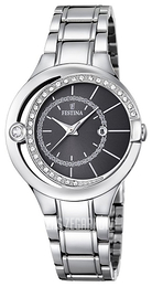 Festina Dress Czarny/Stal Ø33 mm F16947-2