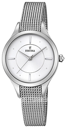 Festina Dress Srebrny/Stal Ø32 mm F16958-1