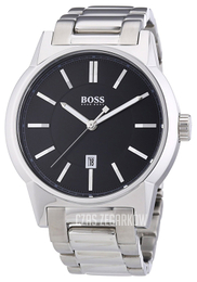 Hugo Boss Architecture Czarny/Stal Ø42 mm 1512913