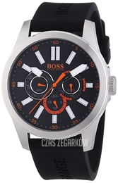 Hugo Boss Paris Czarny/Guma Ø44 mm 1512933