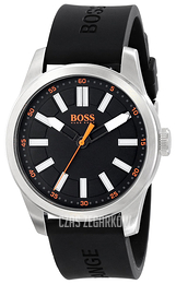 Hugo Boss Paris Czarny/Guma Ø44 mm 1512936
