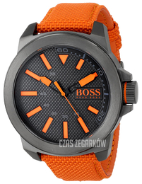 Hugo Boss New York Szary/Tkanina Ø50 mm 1513010