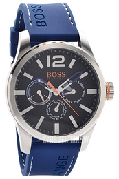 Hugo Boss Paris Czarny/Guma Ø47 mm 1513250