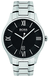 Hugo Boss Czarny/Stal Ø43 mm 1513488