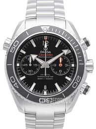 Omega Seamaster Planet Ocean 600m Co-Axial Chronograph 45.5mm Czarny/Stal Ø45.5 mm 232.30.46.51.01.001