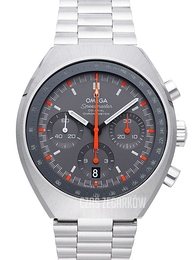 Omega Speedmaster Mark II Co-Axial Chronograph 42.4x46.2mm Czarny/Stal Ø42.4 mm 327.10.43.50.06.001