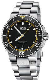 Oris Diving Czarny/Stal Ø43 mm 01 733 7653 4127-07 8 26 01PEB