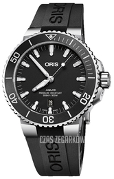 Oris Diving Czarny/Guma Ø43.5 mm 01 733 7730 4154-07 4 24 64EB