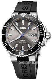 Oris Diving Szary/Guma Ø45.5 mm 01 752 7733 4183-Set RS