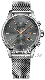 Hugo Boss Jet Szary/Stal Ø40 mm 1513440