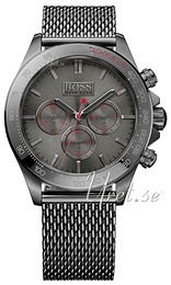 Hugo Boss Ikon Szary/Stal Ø44 mm 1513443