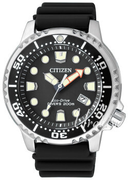 Citizen Promaster Czarny/Plastik Ø44 mm