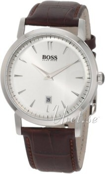 Hugo Boss Classic Srebrny/Skóra