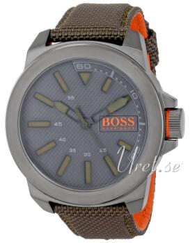 Hugo Boss Szary/Tkanina Ø50 mm