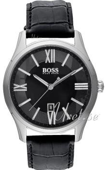 Hugo Boss Ambassador Czarny/Skóra Ø40 mm