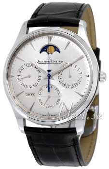 Jaeger LeCoultre Master Ultra Thin Perpetual Stainless Steel Sre