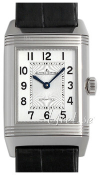 Jaeger LeCoultre Reverso Classic Medium Duetto Stainless Steel S