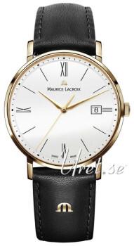 Maurice Lacroix Eliros Biały/Skóra Ø38 mm