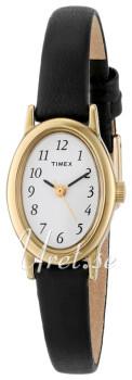 Timex Classic Biały/Skóra Ø20 mm