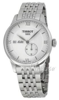 Tissot Srebrny/Stal Ø38 mm