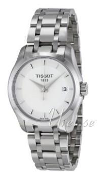 Tissot Biały/Stal Ø35 mm