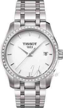 Tissot T-Trend Biały/Stal Ø32 mm