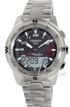 Tissot T-Touch II Czarny/Tytan