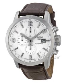 Tissot PRC 200 Biały/Skóra
