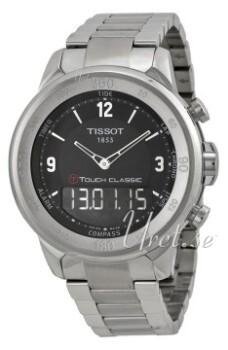 Tissot T-Touch Classic Czarny/Stal Ø42 mm