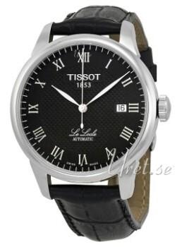 Tissot T-Classic Le Locle Czarny/Skóra Ø39.3 mm